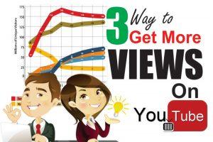 Cara Mendapatkan Banyak Viewer di Youtube