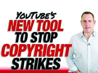 Chanel Youtube Baru Langsung Copyright Strike
