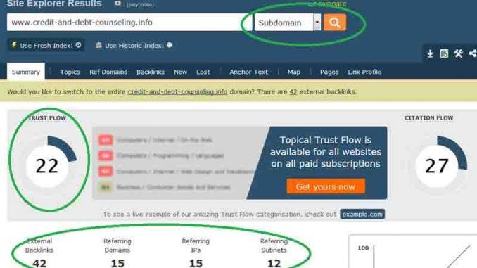 Cara mencari & membeli domain expired atau age domain