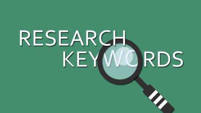 Kenapa harus riset keyword