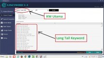Cara Mencari Long Tail Keyword