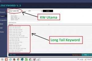 Cara Mencari Long Tail Keyword