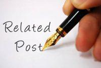 Cara Membuat Related Post Otomatis di Tengah Postingan - Blog WordPress