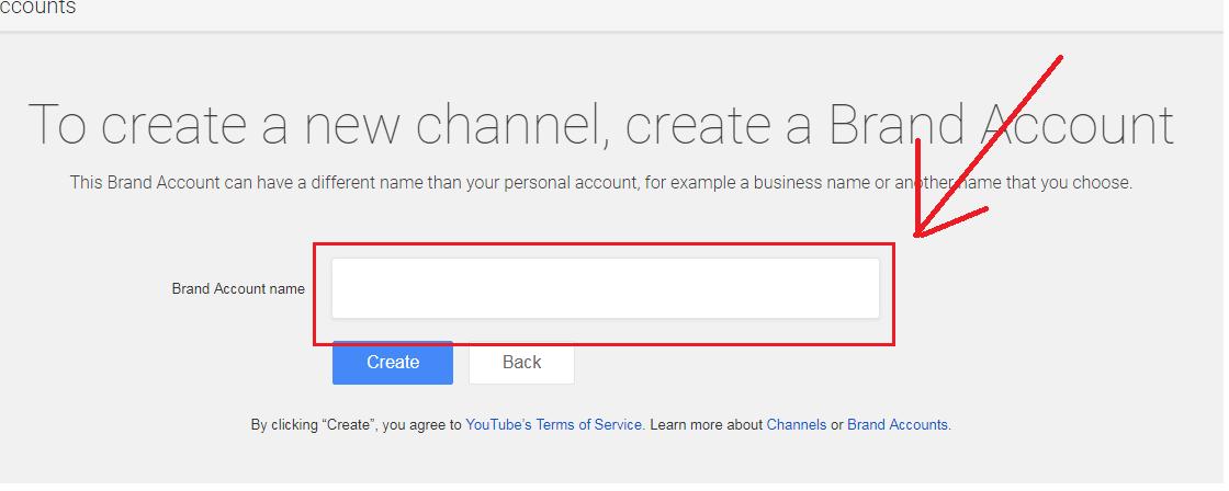 cara membuat akun youtube sendiri