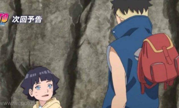 Anime Boruto Episode 209
