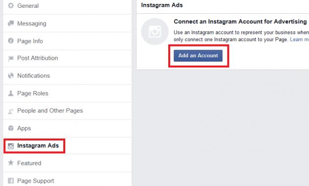 Cara Menghubungkan Fanpage Facebook Ke Instagram