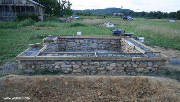 Kelebihan dan Kekurangan Pondasi Batu Kali Untuk Bangunan