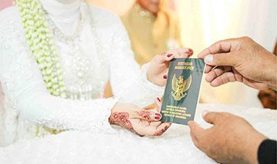 Persyaratan Nikah Tahun 2020