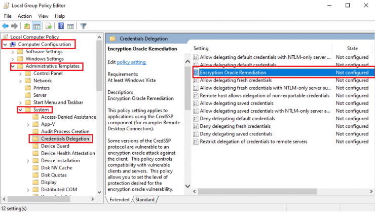 Cara Mengatasi CredSSP RDP Error Saat Login VPS