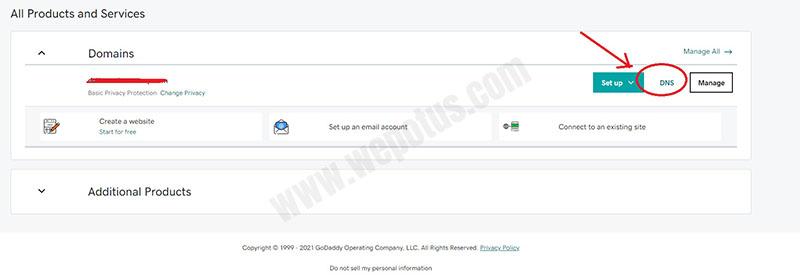 Cara Custom Domain Blogspot di Godaddy Terbaru 2021