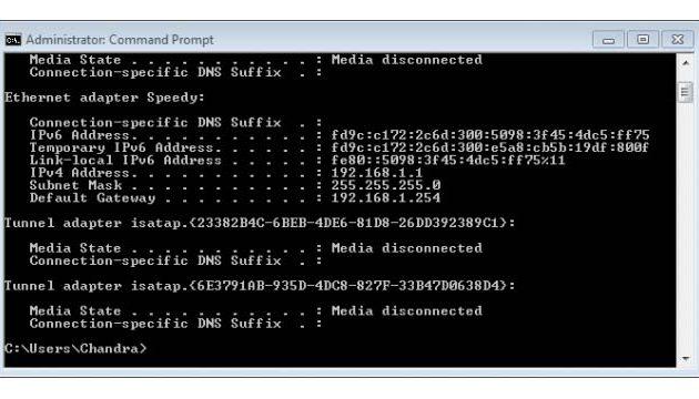 Cara Mengetahui IP Address Wifi Router