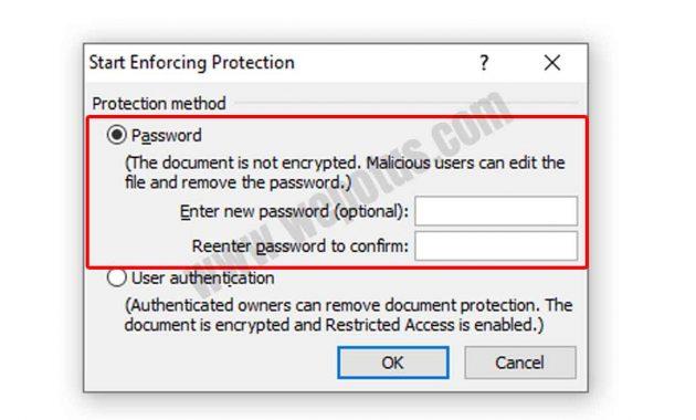 cara mengunci file word agar tidak bisa dibuka